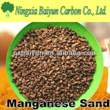 2-4mm 35% Mangan Sand Medien