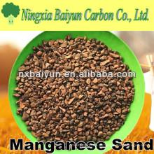 2-4 mm 35% Manganês Sand Media