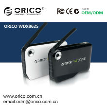 WIFI WiDRIVE wireless 2.5 '' HDD Enclosure lan storage server