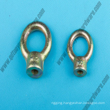 JIS 1168 Galvanzied Lifting Eye Bolt