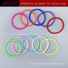 Eco-Friendly Colorful Silicone Bracelet Supplier