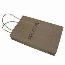 Kraft Paper Bag - Paper Shopping Bag Sw168
