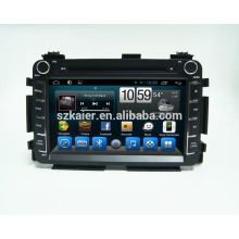 Quad-Core-DVD-Player für Auto für HONDA VEZEL / HR-V mit GPS / Bluetooth / TV / 3G
