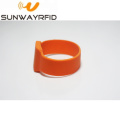 Duurzame RFID-chiparmband Hoogfrequente RFID-armband