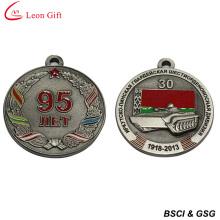 Souvenir personnalisé Silver Medal (LM10052)