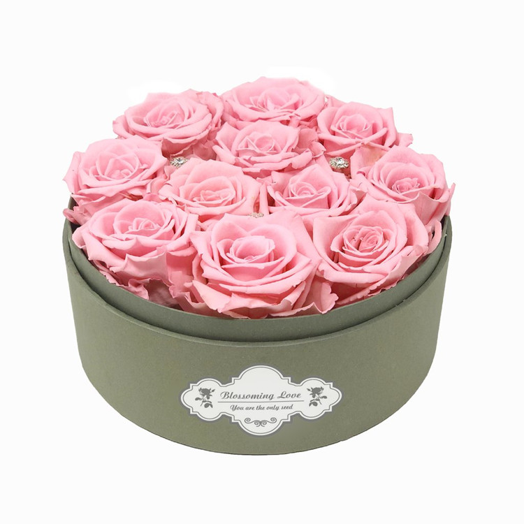 Flower Box Luxury Packaging