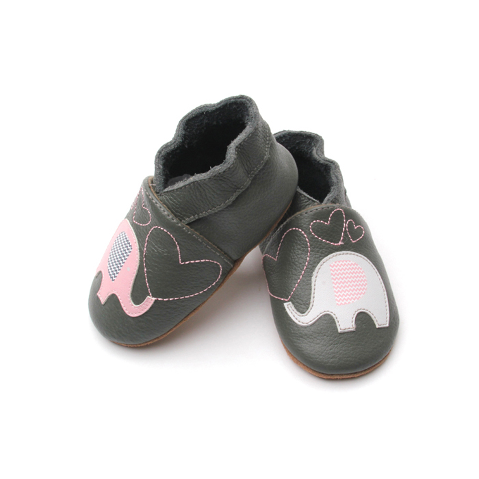 Infant shoes Baby Soft Leather Shoes
