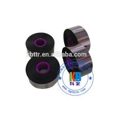33мм * 600м, черный, совместимый Markem 9018, черный термопринтер для ленты
