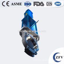 Factory Price Stainless Steel Pneumatic Type Knife Gate Valve
