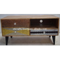 urban loft modern wooden tv cabinet