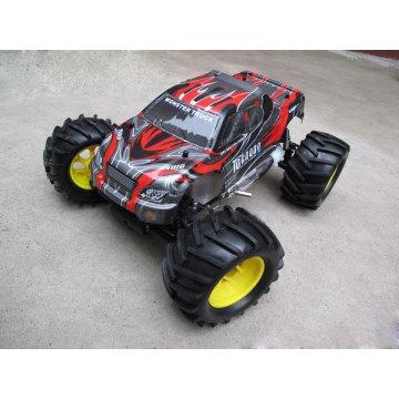 RC Hobby / 1: 8 Nitro Gas de duas velocidades Off-Road Car / RC Car