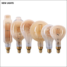 PF0.5 Warm White Giant Oversize Big Light LED Filament Bulb