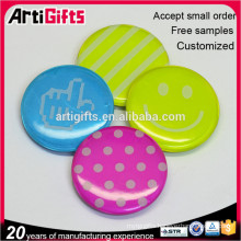 Metal blank button badge wholesale