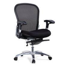Cadeira de pessoal de computador ajustável de malha moderna moderna (B122)
