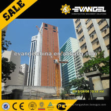 6 tons luffing crane inner climb crane SCM D90 with 60m luffing range