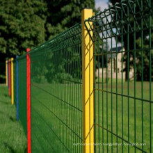 Industrial Steel Safety Fencing Manufacture