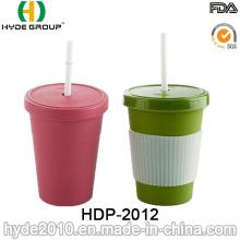 Novo Tipo Não-Frágil Copo De Fibra De Bambu Biodegradável (HDP-2012)