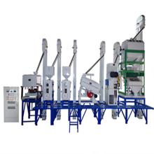 20-30 unité de ligne de machine à riz ricemill intégrée