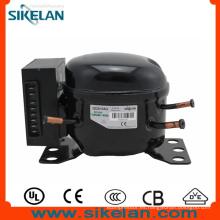 Nuevo diseño Mini refrigerador CC Compresor Qdzh35g R134A Lbp Mbp para el refrigerador del coche