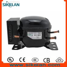 New Design Small Wine Cooler Compressor Qdzh35g DC Compressor R134A Lbp Mbp