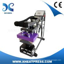 Hot Selling Auto Open Cap Heat Press Machine