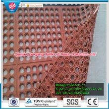 Estera de goma estera de goma estera de goma antideslizante alfombras de cocina estera de goma resistente a los ácidos