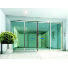 Commercial Automatic Glass Sliding Door
