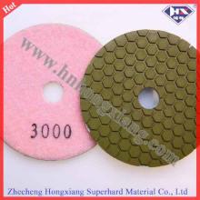 Высокое качество 100 мм Diamond сухой полировки площадку для пола