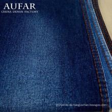 Raw Dobby Stretch Denim Jeans Textilstoff