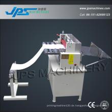 Jps-360b Auto Mikrocomputer Isolierpapier und Release Papier Schneidemaschine