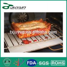 Produto da tevê Revestimento anti-furo do forno do PTFE Tamanho 40 * 50cm Espessura forro do forno de 0.12mm