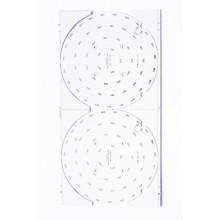 Cartes de circuits imprimés de construction en aluminium