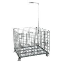 Lager-faltbarer Speicher-Käfig-Behälter