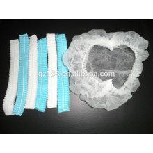 fornecedores não tecidos descartáveis estéreis da tela da queda do cabelo da prevenção da tela não tecida
