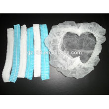 нетканого материала стерильные одноразовые крышки профилактики выпадения волос нетканая ткань поставщиков