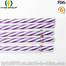 Colorful PP Plastic Hard Straw for Drinking (HDP-0030)
