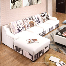 Mayorista de Muebles Moderno Sofá Simple Set Design