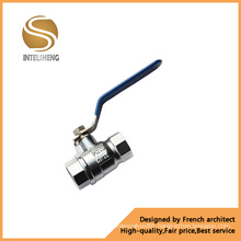 Lever Handle Brass Ball Valve (TFB-030-02)