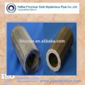 Acabado en frío de tubo sintético especial en forma de tubo