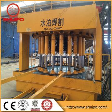 hydraulic control tank plate forming machine
