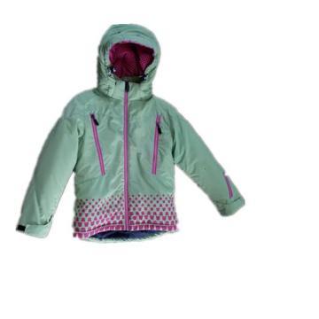 Selant Green Hooded Ran Jacket/Raincoat for Baby/Children