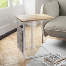 mesa auxiliar para casa multifunción