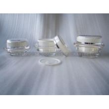 30g Clear Saucer Shape Gel Container