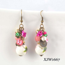 Fashion Earring/Beautiful Pendant Earring (XJW1667)