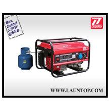 Генератор 6 кВт для сжиженного нефтяного газа