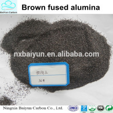 Factory sell abrasive brown aluminium oxide price