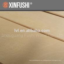 6-18mm madera de abedul para el mercado de Rusia
