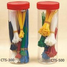 Pistolet à cordon automatique Bracelet en nylon et boucles de boucles Twist Tie Zip Ties Attaches à câble numérotées