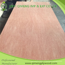 Two Time Hot Press 5mm Commercial Plywood with Poplar Core