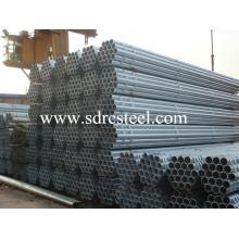 Long Using Life Round Hot-DIP Galvanized Steel Pipe